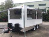 coffee Cart 2018년 호주 표준 음식 손수레 임금