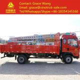 Camion 143HP 4*2 del camion del carico del veicolo leggero delle rotelle di Sinotruck HOWO 6 mini da vendere
