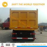 Camión pesado camión Shacman Delong Newm3000 6*2 camión volquete