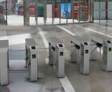 RFID 카드 판독기 자동적인 접근 제한 삼각 십자형 회전식 문