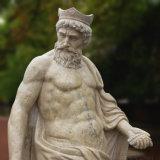 Marmo naturale che intaglia la figura di quattro stagioni scultura del dio delle statue di marmo
