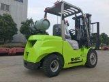 Caminhão de elevador do gás do LPG Forklift de 3 toneladas com motor de Nissan