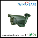 CCTV 안전 4mm 조정 렌즈 IR 방수 탄알 사진기
