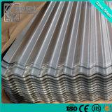 Lowes métalliques en acier ondulé galvanisé de toiture Prix feuille
