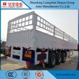 di 12.5m del carico/contenitore di trasporto del palo del camion rimorchio pratico semi con la serratura del contenitore