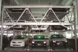 Het Elektrische Automatische Systeem op verscheidene niveaus van het Parkeren van de Auto