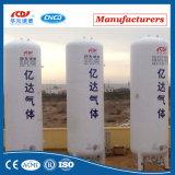 Разжиженный бак для хранения криогенной жидкости СО2