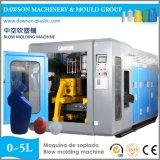 HDPE pp. reinigende automatische Strangpresßling-Blasformen-Maschine