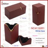 Refrescar el rectángulo de empaquetado del vino del diseño