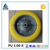 Rodas de trinco de espuma de PU de baixo preço