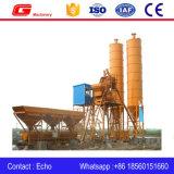 Planta de mistura de tratamento por lotes do concreto misturado pronto aprovado do ISO em Malaysia