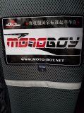 남자의 폴리에스테 Moto 소년 기관자전차 승차 재킷 Mby-1001905j