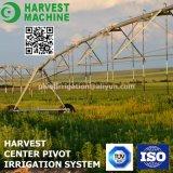 Equipo de regadera de centro de la irrigación del pivote para la irrigación del trigo y del maíz