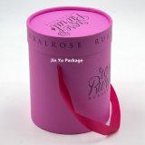 Ronda de regalo papel Cardboad rígido Embalaje Almacenamiento Wholesale