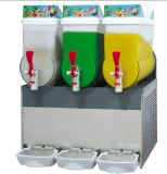 Single-Three Bowl Cocktail Juice Snow Meiting Machine Slush Puppy Maker