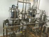 Aço inoxidável Double-Effect Concentrador para economia de energia