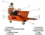Machine de pulvérisation de mini mortier semi-automatique de N2 en vente