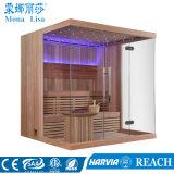 [توو-متر] عال 3-4 الناس قدرة خشبيّة جافّ [سونا] غرفة ([م-6042])