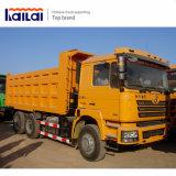 Shacman 트럭 6X4 덤프 트럭
