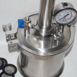 Le tiroir de commande de serrage en acier inoxydable Connexion Tri Extracteur d'huile