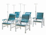 Silla médica de la infusión de los muebles del hospital