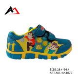 Sport Running Shoes Cartoon variopinto Sneaker per Children (AK1877)