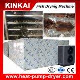 Deshumedecer el tipo secadora del secador del tratamiento por lotes de los pescados