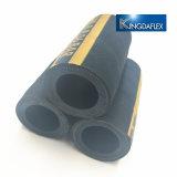 Sandblast Flexible flexible de prise de vue Gunite flexible en caoutchouc