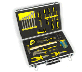52PCS Aluminum Toolbox/Cabinet