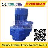 Caixa de engrenagens helicoidal montada flange dos misturadores de cimento da série da alta qualidade R