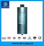 Banco trifásico de capacitores de baixa tensão 50Hz 440V, 30kvar