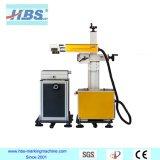 Geschäfts-Zeile 20W Faser-Laser-Markierungs-Maschine mit X&Y Bewegungs-Montierung