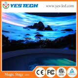 Interiores de alta definición P2.84 SMD LED de color completo módulo de visualización