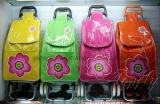 Печать цветной Shinning багажного отделения с ПВХ материал