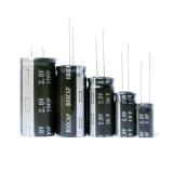 De radiale 2.7V Condensator van het Farad Type10f met 10*30