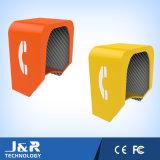 Vandalproof Telefon-Haube, schroffer Telefon-Stand, schalldichter Telefon-Stand