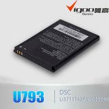 Batteria del telefono mobile dell'OEM della batteria del telefono di capacità elevata per Zte