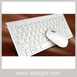 Миниый тонкий радиотелеграф 2.4G Scissor мышь и клавиатура портативного компьютера