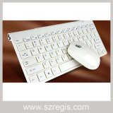 Mini Slim 2.4G Wireless Scissor Ordinateur portable Souris et clavier