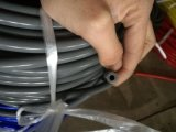 Multi-Color de tuyau flexible en silicone avec la FDA, l'industrie, de médecine de Grade 3*5mm 4*7mm 5*10mm 6*9mm.