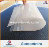 LDPE standard americano Geomembrane del polietilene di densità bassa dello strato 1mm 1.5mm 2mm della diga