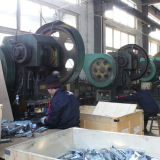 Merid galvanizado de fábrica de acero estampado P Clip para construir