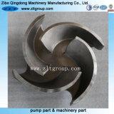 Pièces de pompe à eau de /Bronze de fer de /Cast d'acier inoxydable