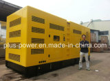 800kVA 1000kVA 1250kVA 1500kVA 2000kVA leises Dieselgenerator-Set
