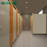 Partition ignifuge de toilette du stratifié HPL de contrat de Jialifu