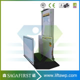 2m Hauptgebrauch-vertikaler Treppen-Sperrungs-Aufzug-Tisch