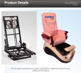 러시아에 있는 살롱 안마 Pedicure 의자