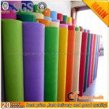 Vivid colorido PP no Tejidos no tejidos de tela, material no tejido Spunbond