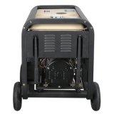 6kw는 연다 유형 공기에 의하여 냉각된 디젤 엔진 발전기 세트 (가정에게 를 사용하는)를