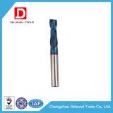 HRC45/55/60/65 molino de extremo del carburo de la flauta de la alta precisión 2 para trabajar a máquina que muele
